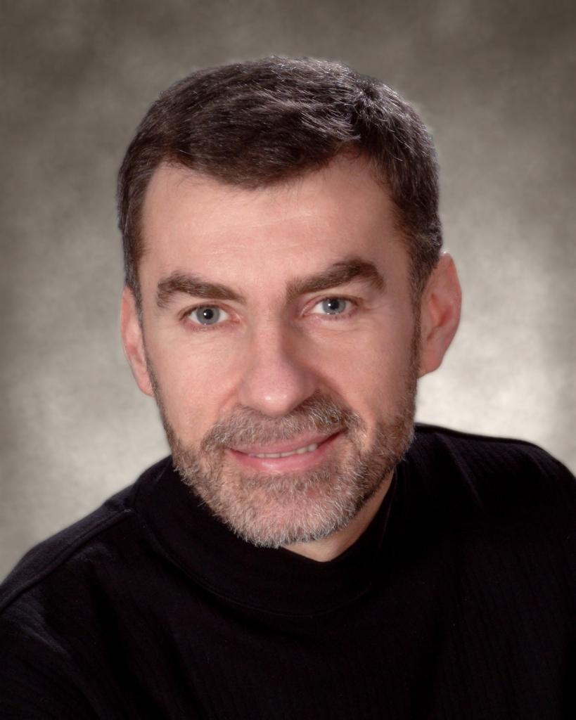 Ron Pagé portrait